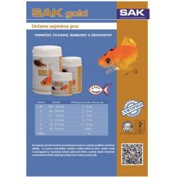 SAK Gold granule