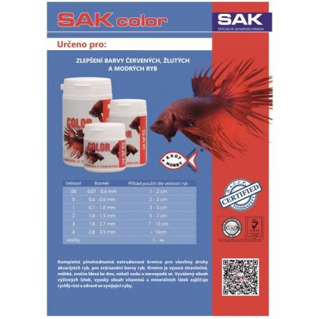 S.A.K. Color granules