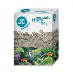 Ceramic ring filtrační náplň