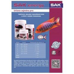 SAK Energy granule